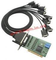 Универсальный коммуникационный адаптер на шине Universal PCI 8x422/ 485/ 921.6кбод (CP-138U-I-T)
