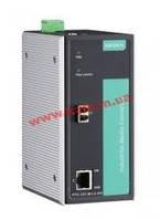 Промышленный конвертер 10/ 100Base-TX в 100Base FX/ LC (Single Mode) (PTC-101-S-LC-HV)