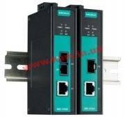 Промышленный конвертер Gigabit Ethernet 10/ 100/ 1000BaseT(X) в 100/ 1000BaseSFP (SFP с (IMC-21GA-T)