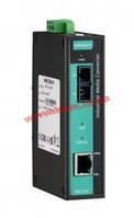 Промышленный конвертер 10/ 100Base-TX в 100Base FX (Multi Mode), разъем SC (IMC-21A-M-SC-T)