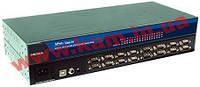 Конвертер USB в 16 портов RS-232/ 422/ 485 (UPort 1650-16)