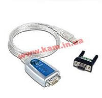 Конвертер USB в 1 порт RS-232/ 422/ 485 с защитной оптической изоляцией (UPort 1150I)