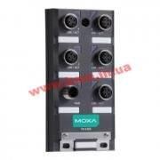 Неуправляемый промышленный коммутатор с 5 портами 10/ 100 Base-T Ethernet с разъемами M1 (TN-5305-T)