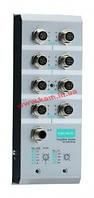 Неуправляемый Ethernet коммутатор с 8 портами PoE с разъемами М12, -40 до 75°C (TN-5308-8PoE-48-T)