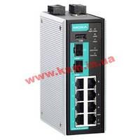 Индустриальный маршрутизатор безопасности с 8 портами 10/ 100 Base-T(X), 2 пор (EDR-810-VPN-2GSFP-T)