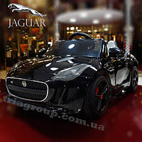 Детский электромобиль Jaguar F-type