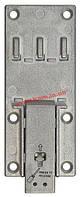 Комплект для установки на DIN рейку, 50 x 120 x 1 мм, сталь (DK-DC50131-01)