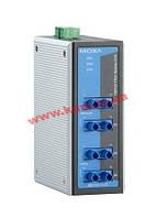 2-канальный оптоволоконный байпасс-коммутатор с 4 портами single-mode, ST-коннектор (OBU-102-SS-ST)