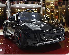 Детский электромобиль Jaguar F-type , фото 2