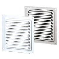 Вентиляционная решетка металлическая Vents МВМ 200 с