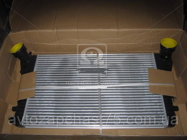 Радиатор интеркулера Skoda Octavia, VW Caddy , Passat 04-  (Tempest, Тайвань)