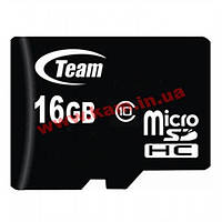 Карта памяти Class 10 16GB microSDHC no adapter (TUSDH16GCL1002)