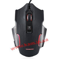 Мышь Modecom MC-GMX1 Volcano Black (M-MC-GMX1-100)