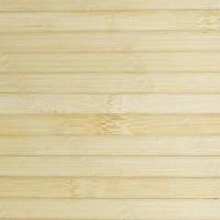 Обои бамбуковые 0.9x10 м светлые 17 мм