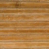 Обои бамбуковые 1.5x10 м темные пропиленные 17 мм