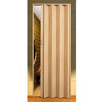 Двери-гармошка ПВХ  2030x820 мм вишня 806