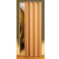 Двери-гармошка ПВХ  2030x820 мм дуб 802
