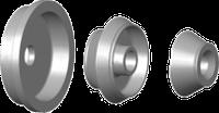 Набор конусов, 88-174 мм