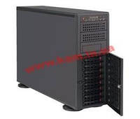 Серверная платформа Supermicro SYS-7047R-72RFT Tower 4U/ C602/ 2xLGA2011/ 16 slots (SYS-7047R-72RFT)