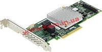 Контроллер Adaptec ASR-8405 Single PCI-E x8, 4-port int SAS/ SATA 12Gb/ s, RAID0/ 1/ (ASR-8405_SGL)