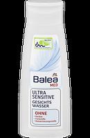 Balea Med Ultra Sensitive Gesichtswasser, 200 ml - Тоник для чувствительной кожи лица, гипоаллергенный, 200 мл