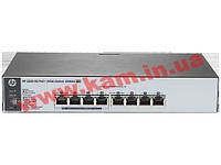 Коммутатор HP 1820-8G-PoE+ (65W) Switch (J9982A)