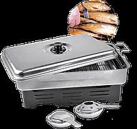 Коптилка для рыбы Fish Smoker (CZ 8199)