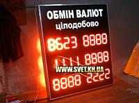 Курсы обмена валют и комплекты электроники для их изготовления