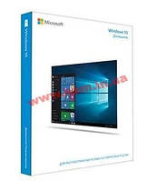 Операционная система Windows 10 Home 32-bit/ 64-bit Russian 1 License 1pk USB BOX (KW9-00254)