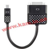 Кабель мультимедийный Mini DisplayPort to DVI Belkin (F2CD029bt)