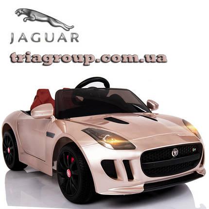 Дитячий електромобіль Jaguar F-type, фото 2