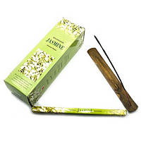 Ароматические палочки Жасмин (Jasmine) для дома и медитации, индийские