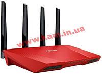 Интернет-шлюз Asus RT-AC87U_R 802.11AC 2.4/ 5GHz (до 2334 Мбит/ с) 4x1G LAN, 1x1G WAN,