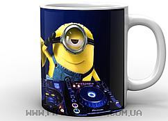 Кружка Despicable Me DJ Minion
