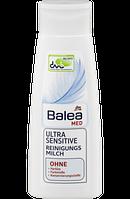 Balea Med Ultra Sensitive Reinigungsmilch, 200 ml - Очищающее молочко для чувствительной кожи лица, 200 мл