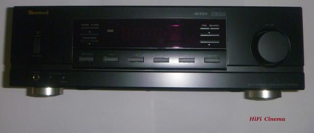 herwood RX-5502 interface, HiFi Cinema