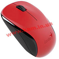 Мышь Genius NX-7000 Wireless Red (31030109110)