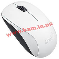 Мышь Genius NX-7000 Wireless White (31030109108)