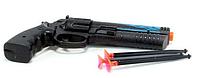 Пистолет с пульками на присосках AK007-05-06 в кульке (25 х 13 х 3 см) HN