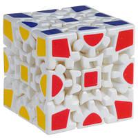 Головоломка Шестеренчатый Куб Gear Cube White, фото 1