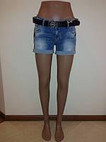 Женские шорты с подворотом  Sessanta 4002