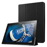 Черный ультратонкий чехол для Lenovo tab 2 a10-30 / Lenovo Tab 3 10 Business X70F