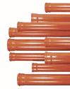 НК канализационная труба SN2 125x2,5 1м 125х1000 мм