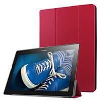 Красный ультратонкий чехол для Lenovo tab 2 a10-30 / Lenovo Tab 3 10 Business X70F
