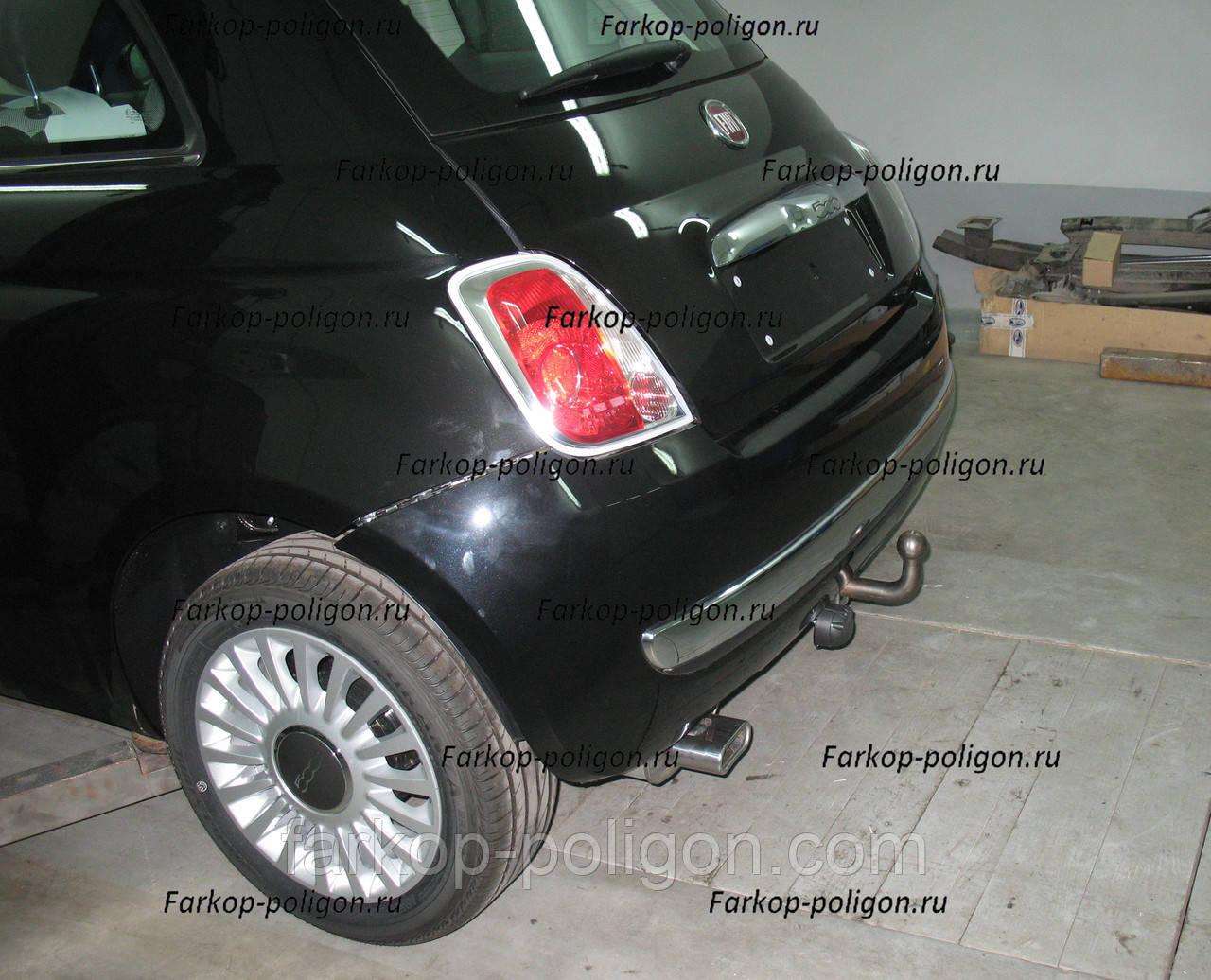 Фаркоп FIAT 500 с 2007 г