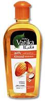 Масло для волос, обагащенное мигдалем DABUR VATIKA 200мл