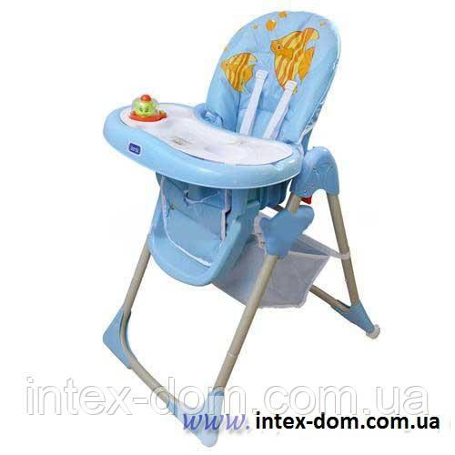 Стульчик детский для кормления Bambi GL 290-4-2 - Интернет-магазин Intex-Dom.com.ua в Киеве