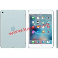 Чехол силиконовый Apple iPad mini 4 Turquoise (MLD72ZM/A)