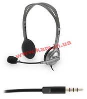 Гарнитура Logitech H111 Stereo Headset (981-000593)