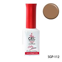 Гель-лак Shegel «Color Collection» SGP-112